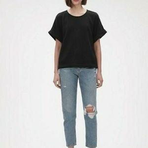 🌼GAP boxy blouse